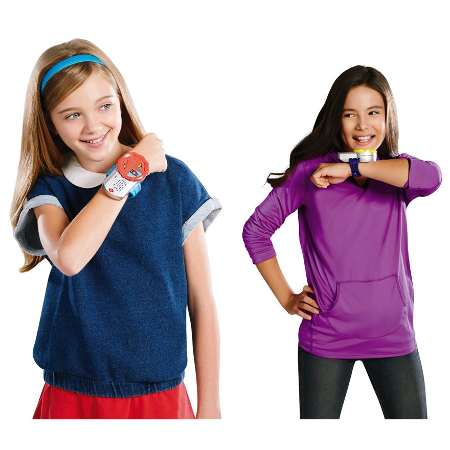 Dc Super Hero Girls Wrist Communicators image-0