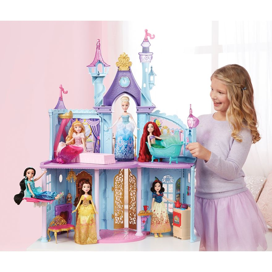Disney Princess Royal Dreams Castle image-0