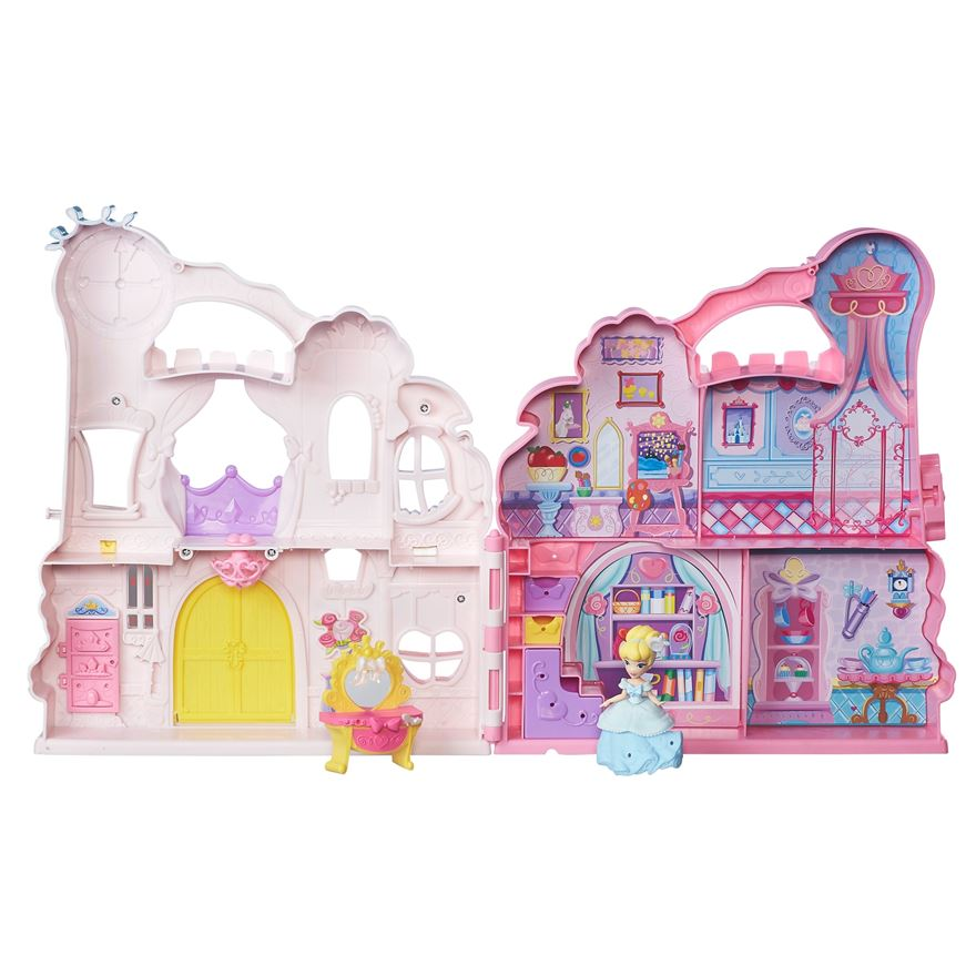 Disney Princess Play and Carry Castle image-0