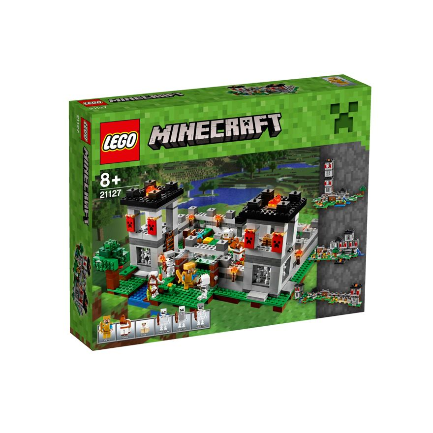 LEGO Minecraft The Fortress 21127 image-0