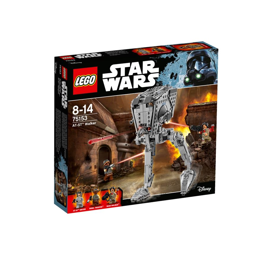 LEGO Star Wars Rogue One AT-ST Walker 75153 image-0