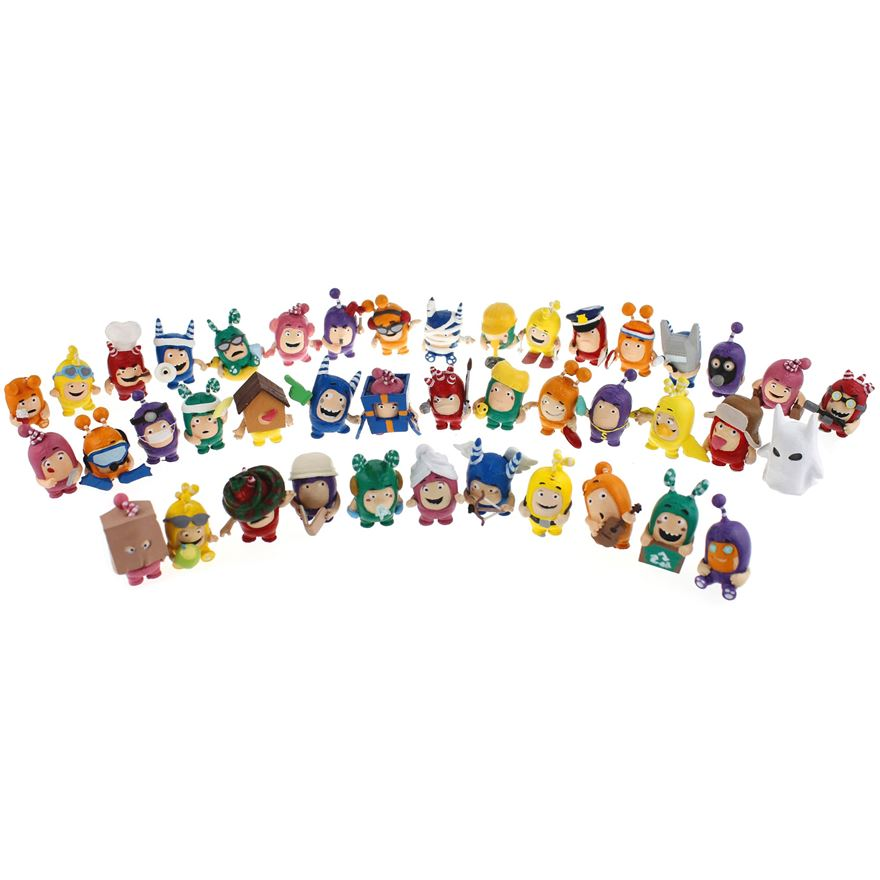 Oddbods Collectible Figurines Blind Bag Assortments image-0