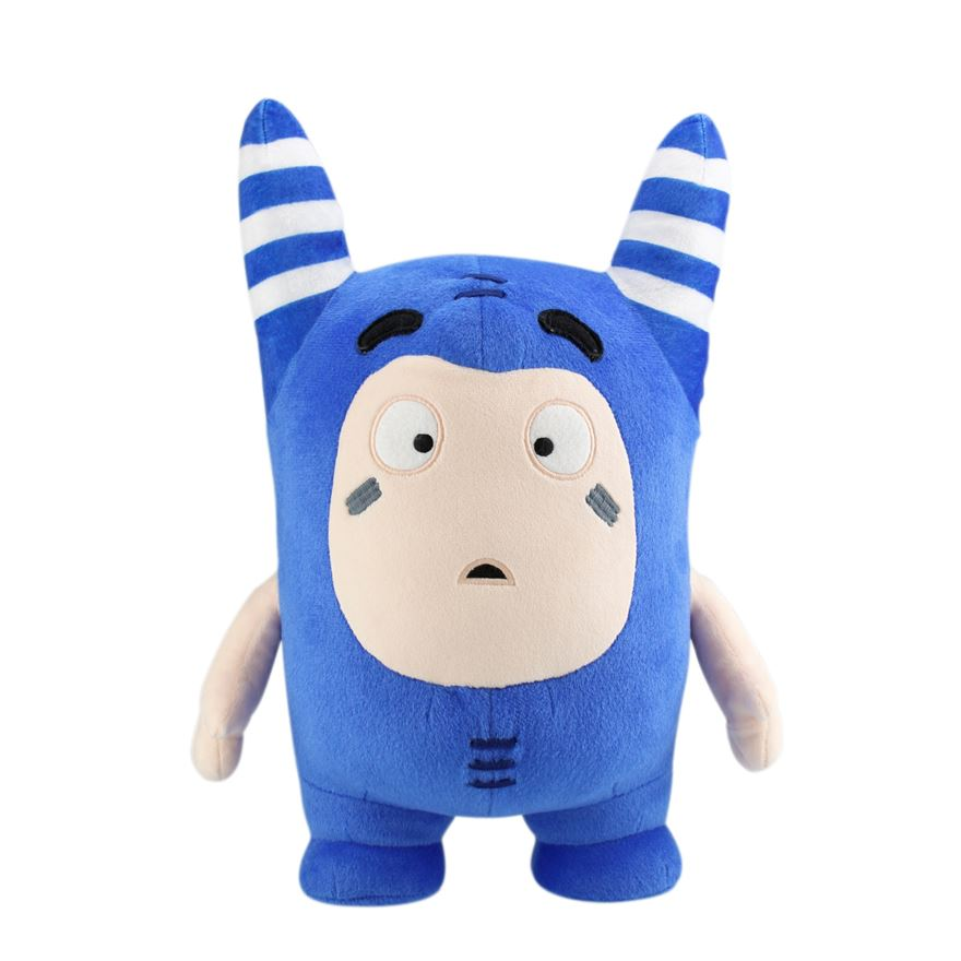 Oddbods Voice Activated Plush Assortment image-0