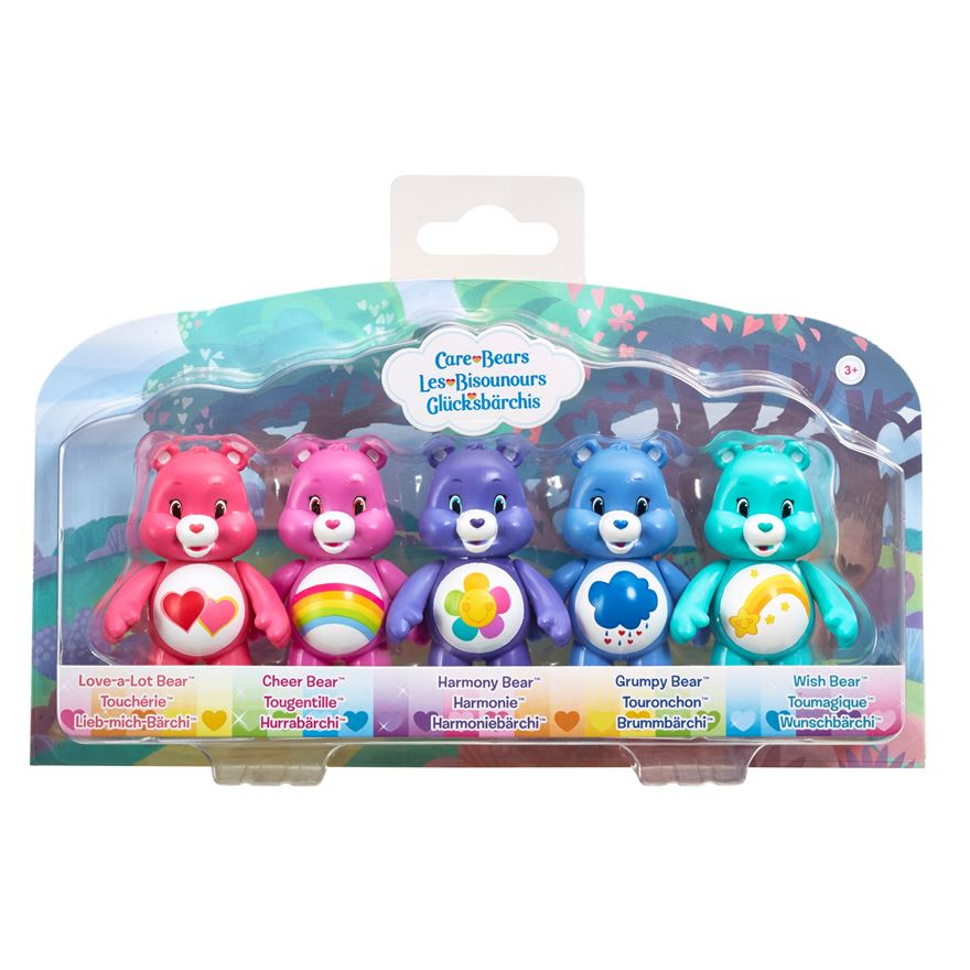 Care Bears 5 Pack image-0
