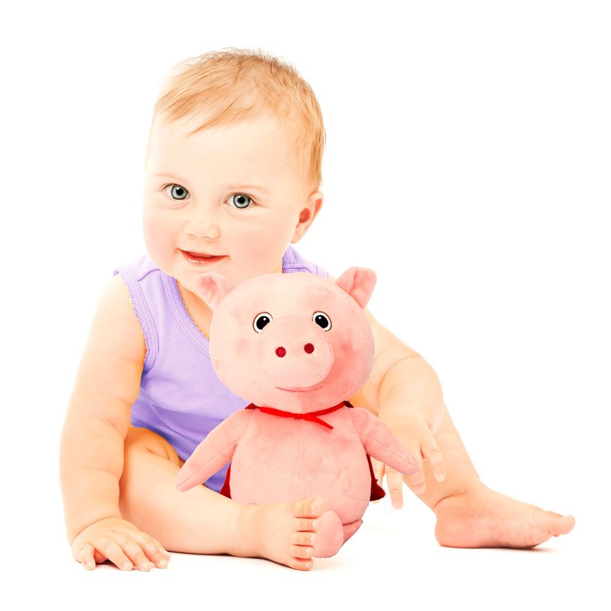 Little Baby Bum Musical Pig image-0