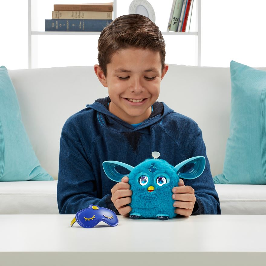 Furby Connect Teal image-0