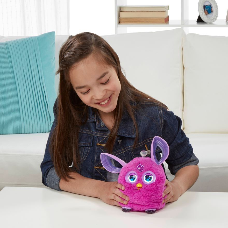 Furby Connect Purple image-0