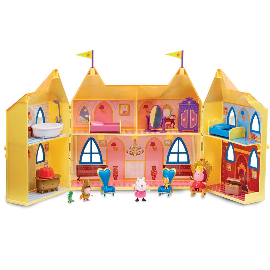 Peppa Pig Princess Peppa's Palace image-0