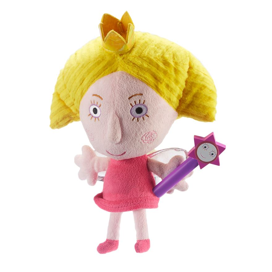 Ben & Holly Silly Spells Holly image-0