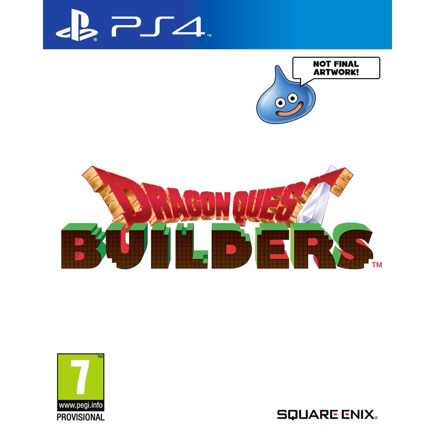 Dragon Quest Builders PS4 image-0