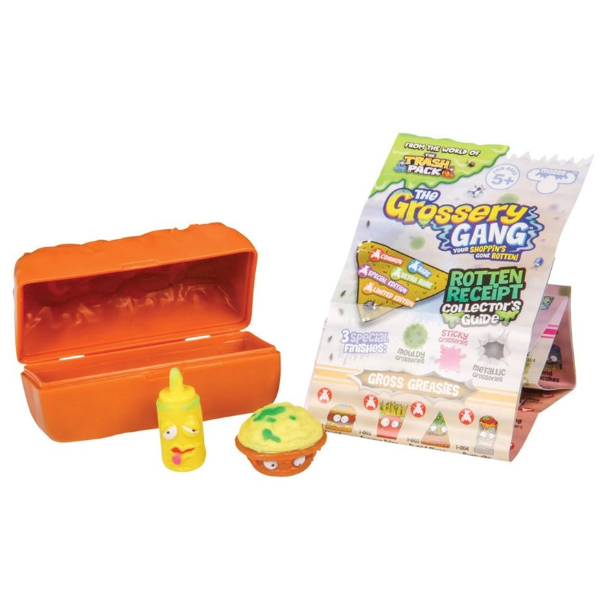 Grossery Gang Surprise Pack image-0
