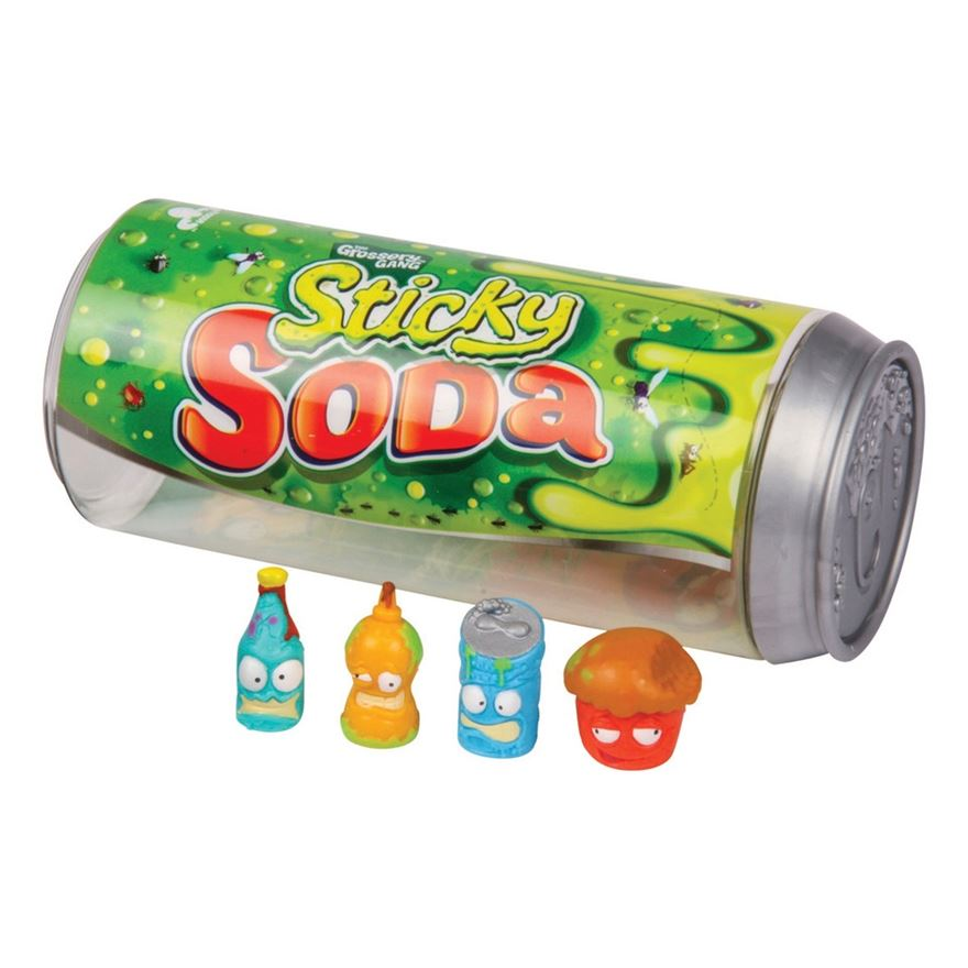 Grossery Gang Soda Can image-0