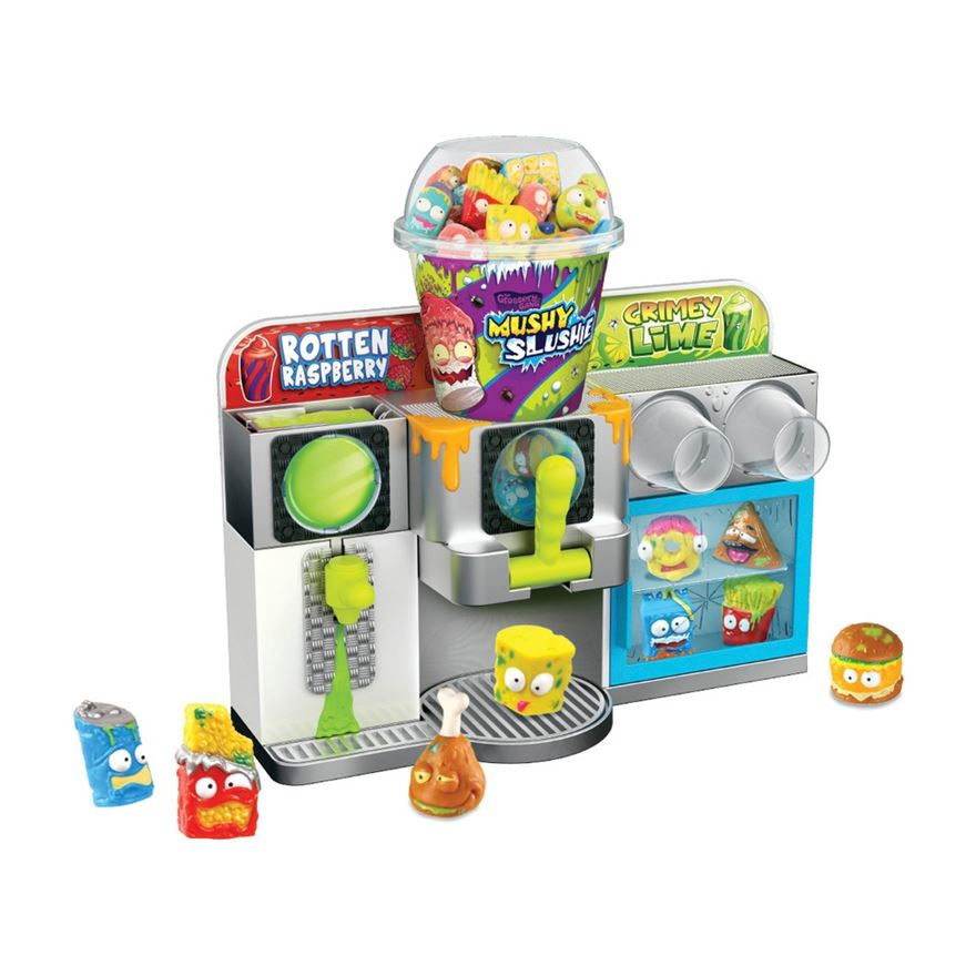 Grossery Gang Mushy Slushie Playset image-0