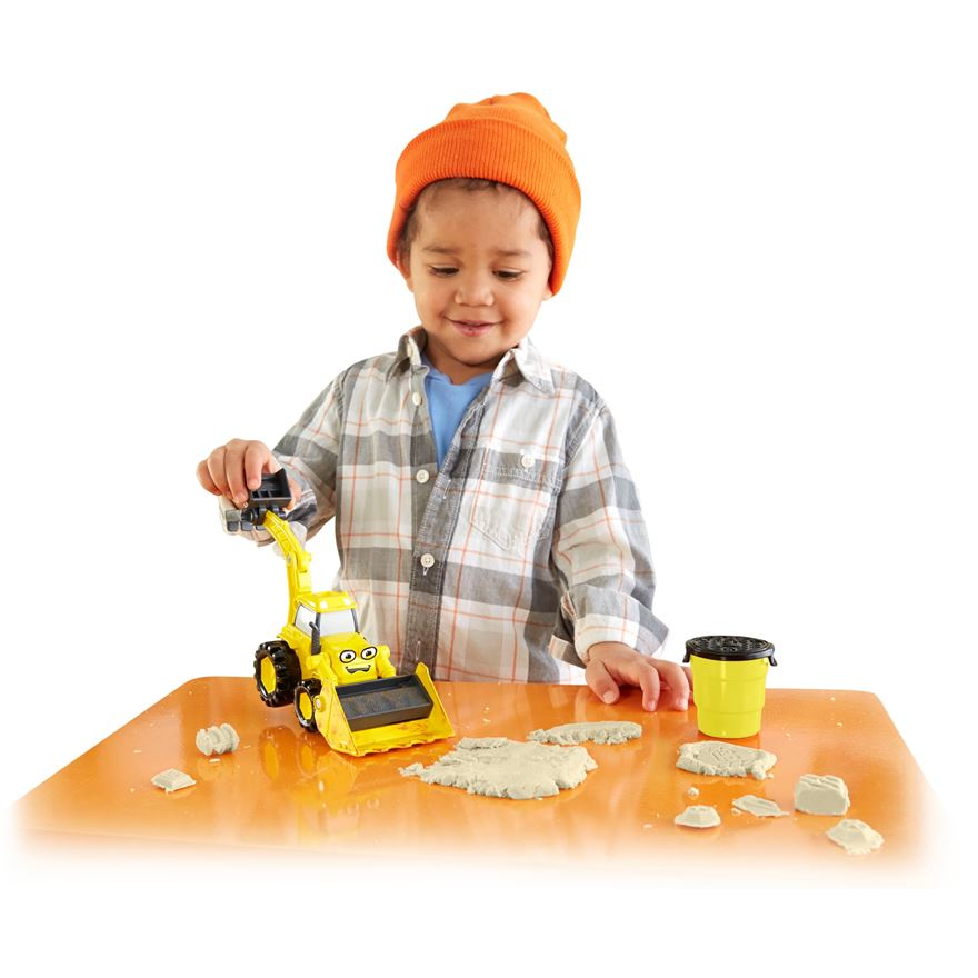 Bob the Builder Mash & Mould Scoop image-0
