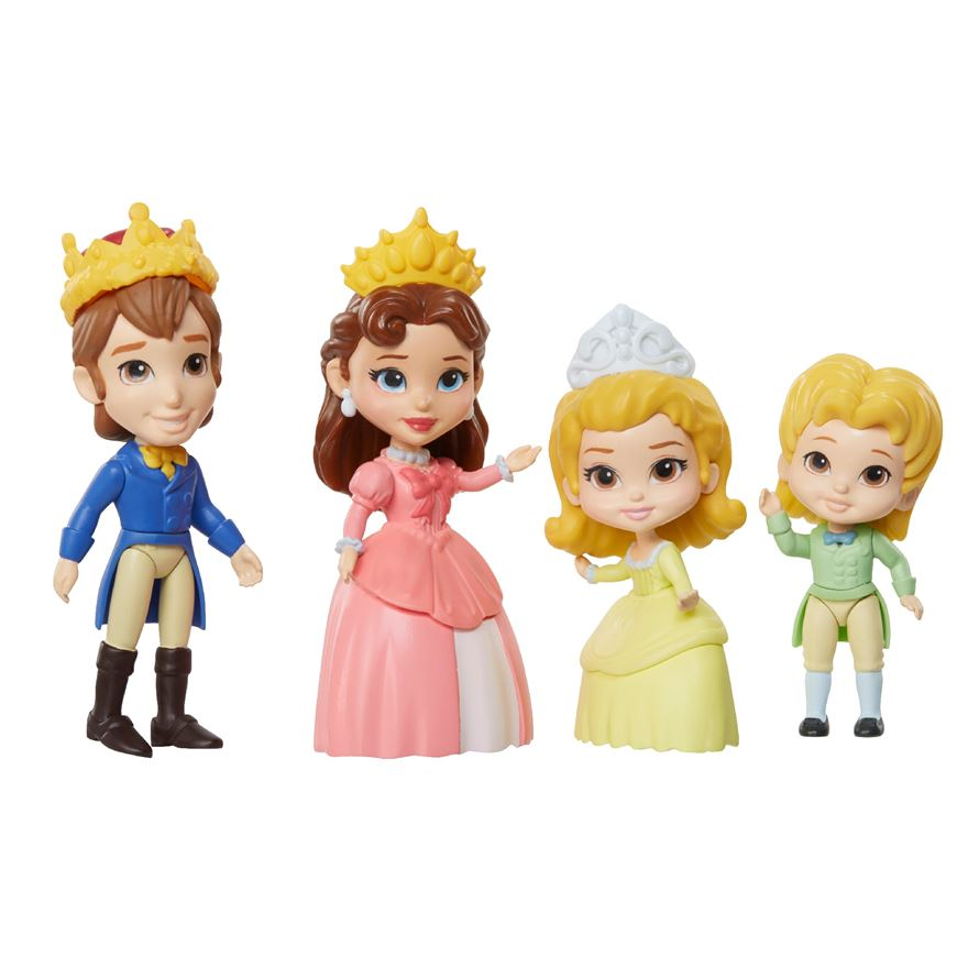 Disney Princess Sofia The First Family Pack image-0