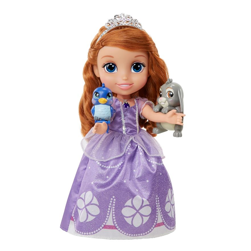 Sofia the First 30cm Feature Doll image-0