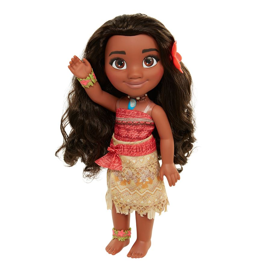 Disney Moana Adventure Doll image-0