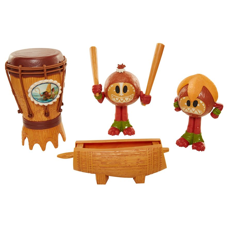 Disney Moana Kakamora Percussion Set image-0