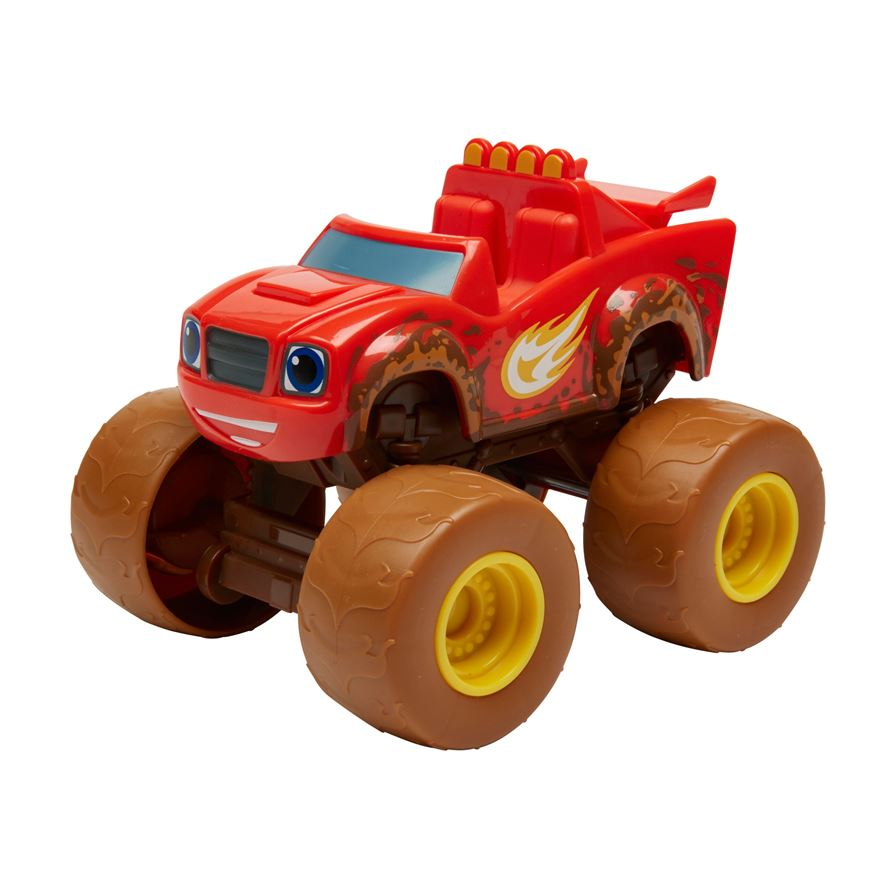 Blaze and the Monster Machines Talking Vehicle Blaze image-0