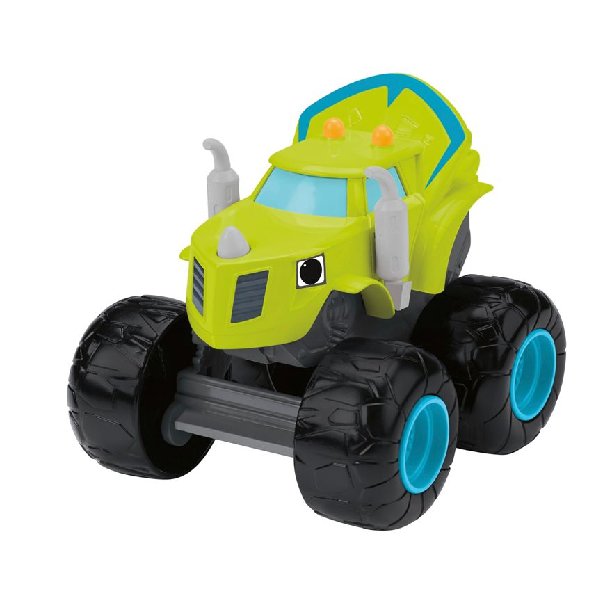 Blaze and the Monster Machines Talking Vehicle- Zeg image-0