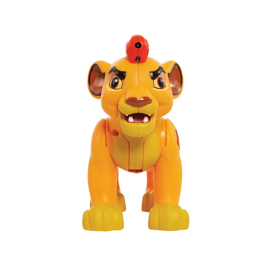 Lion Guard Pride Land Brawlers Interactive Figure Kion image-0