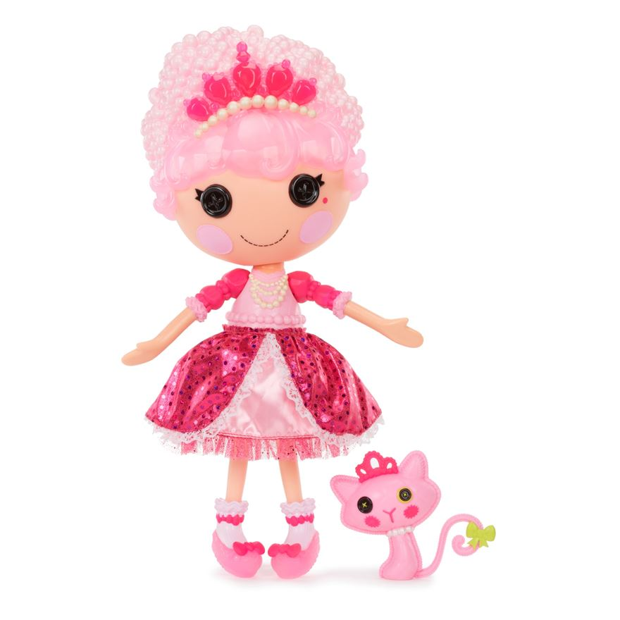 Lalaloopsy Princess Jewel Sparkles Doll and Pet image-0