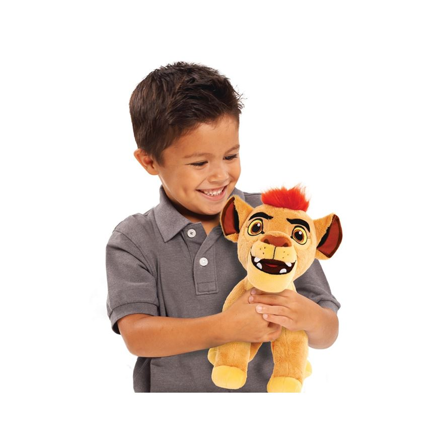 Lion Guard Talking Plush Kion image-0