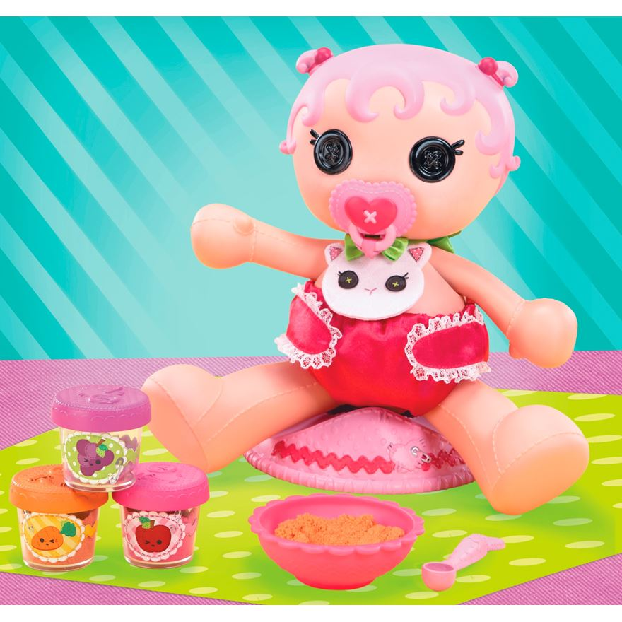 Lalaloopsy Babies Potty Surprise Jewel Sparkle Doll image-0