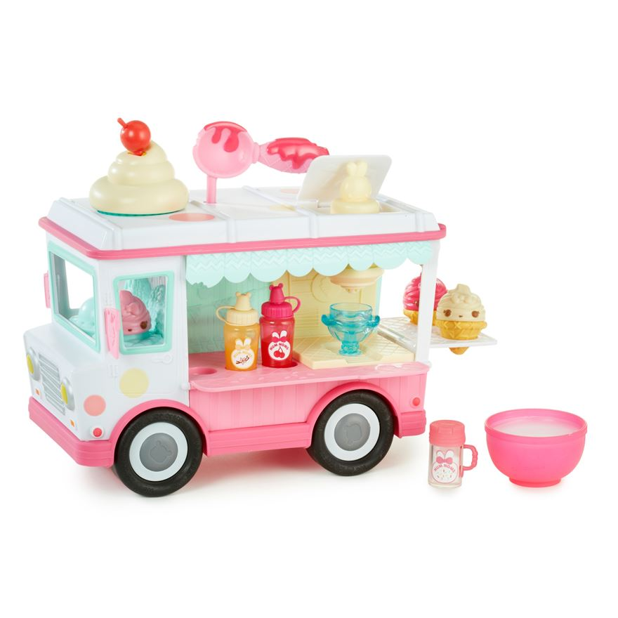 Num Noms Glossy Gloss Truck Playset image-0