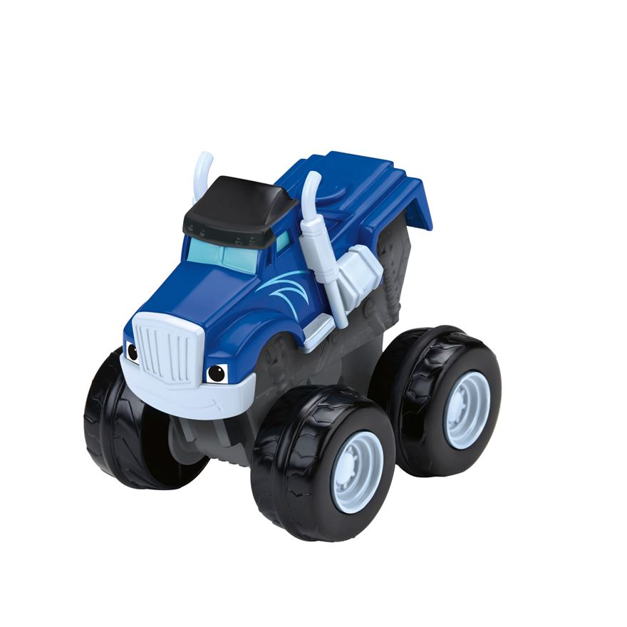 Blaze and the Monster Machines Slam & Go Crusher image-0