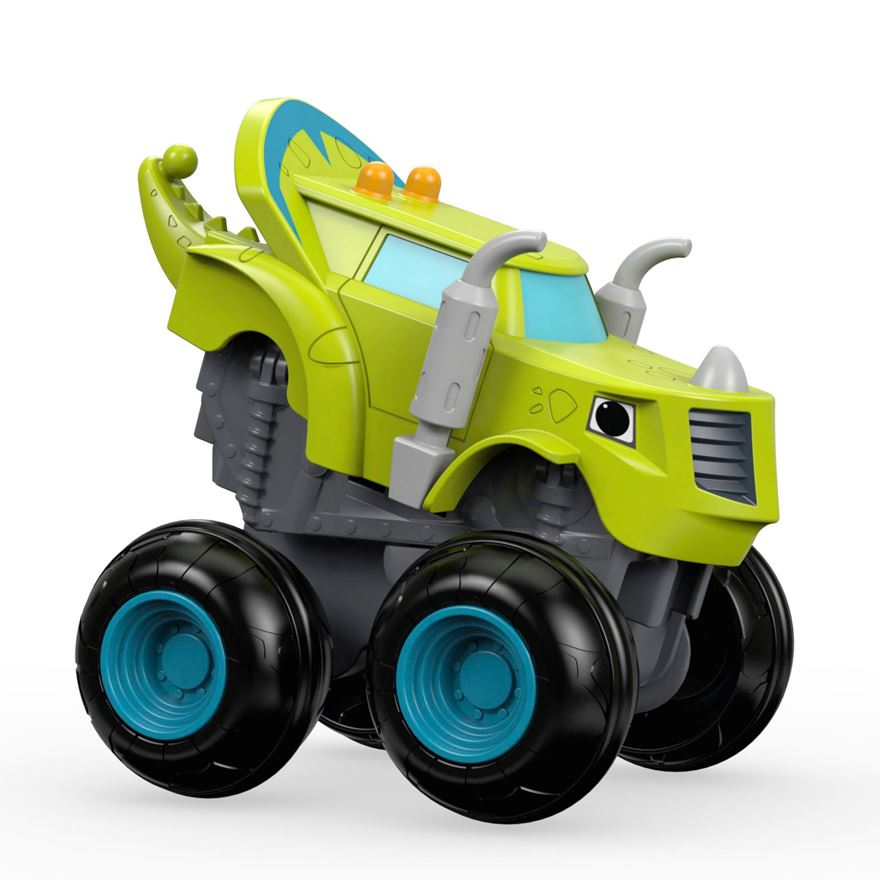 Fisher-Price Blaze and the Monster Machines Slam & Go Zeg image-0