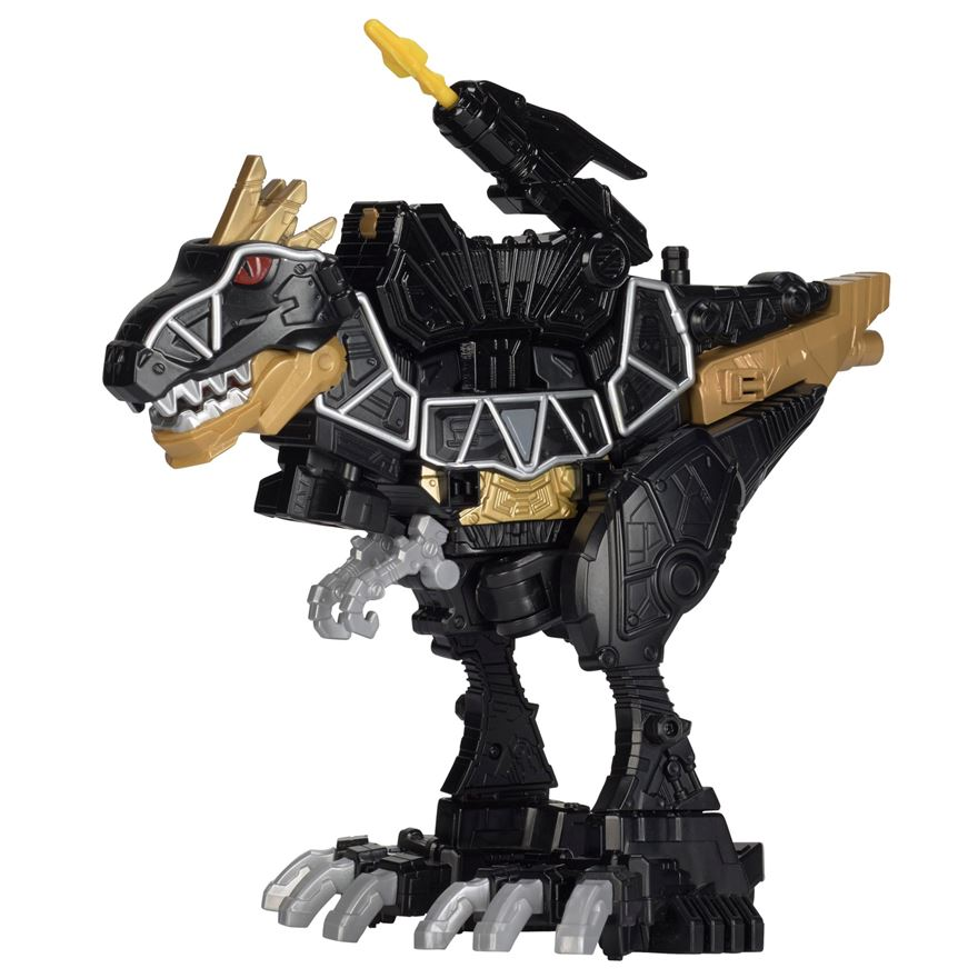 Power Rangers Dino Super Charge Deluxe Zord Tyrrano image-0