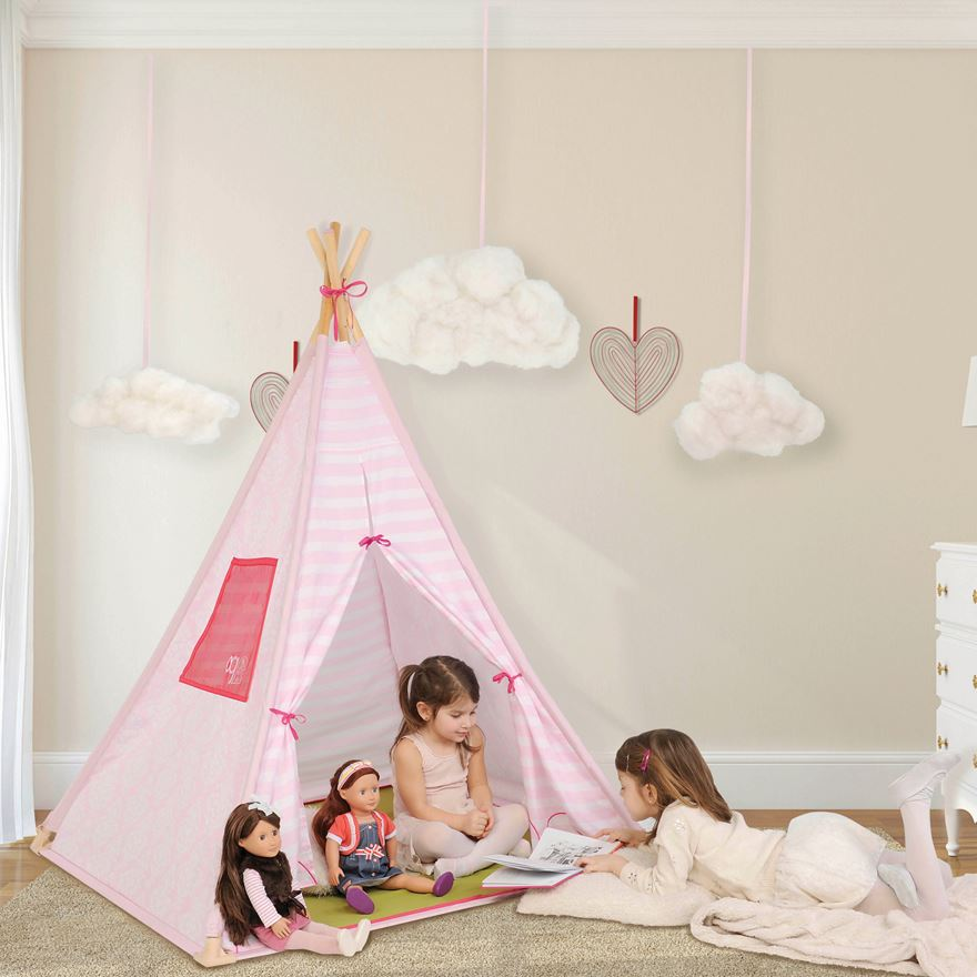 Our Generation Suite Teepee image-0
