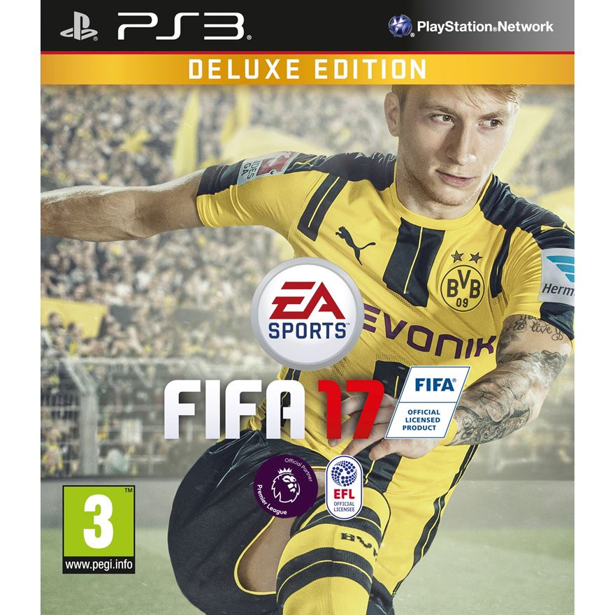 FIFA 17 Deluxe Edition PS3 image-0