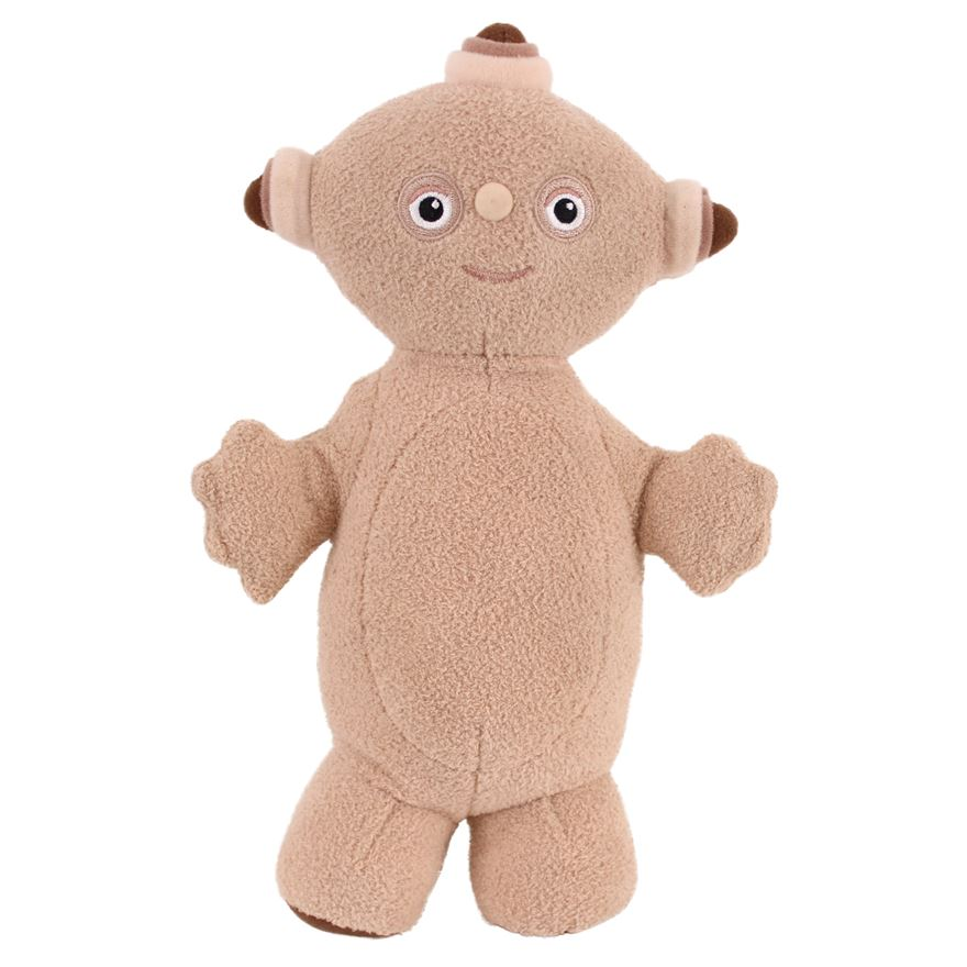 In The Night Garden Makka Pakka Soft Toy image-0