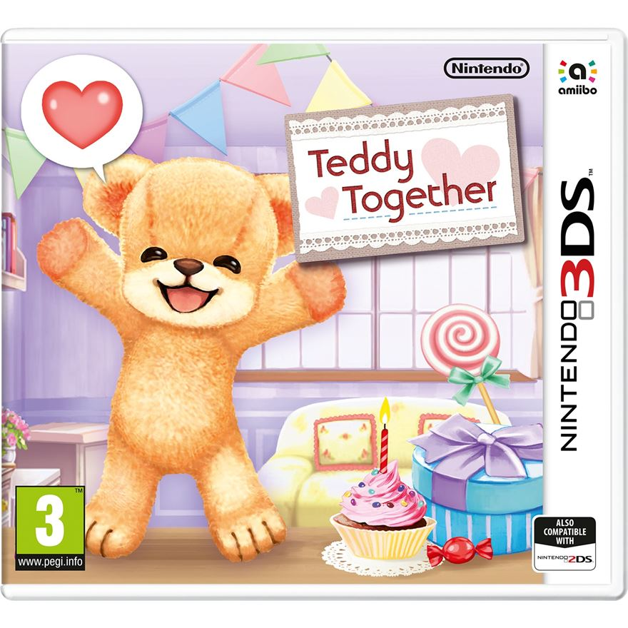 Teddy Together 3DS image-0