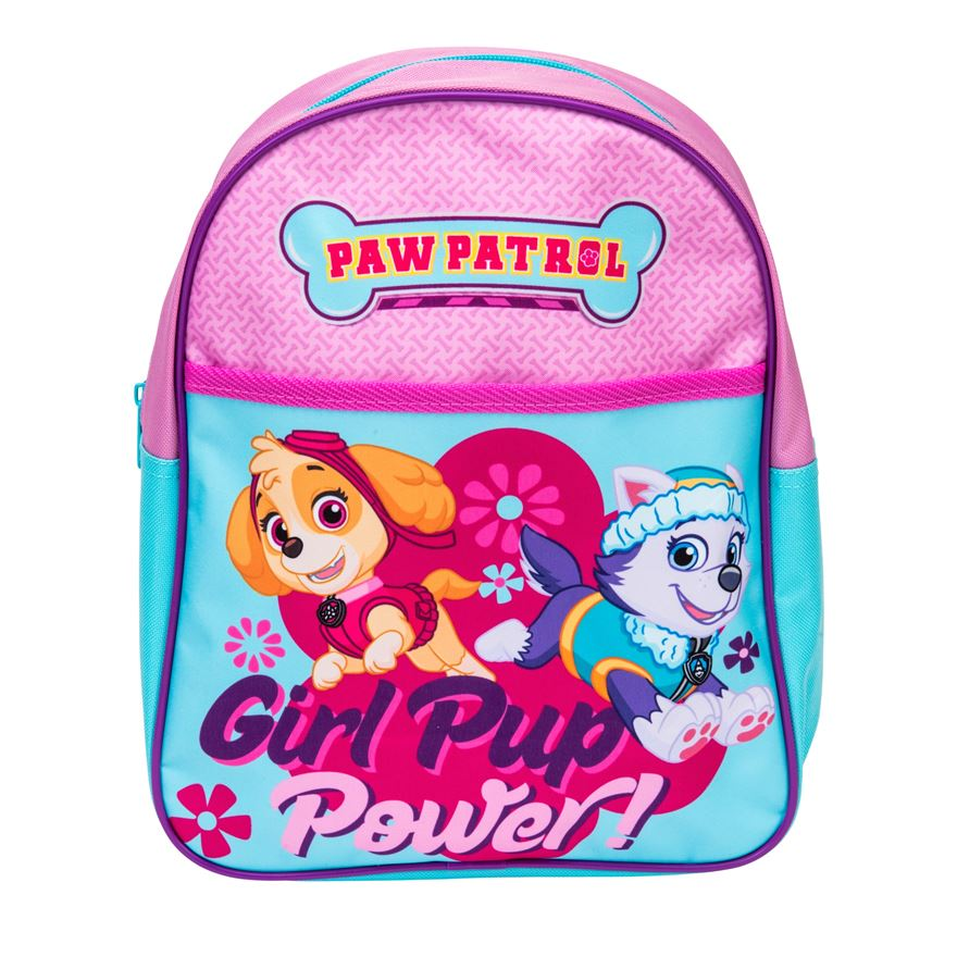 Junior Backpack Paw Patrol Pink image-0