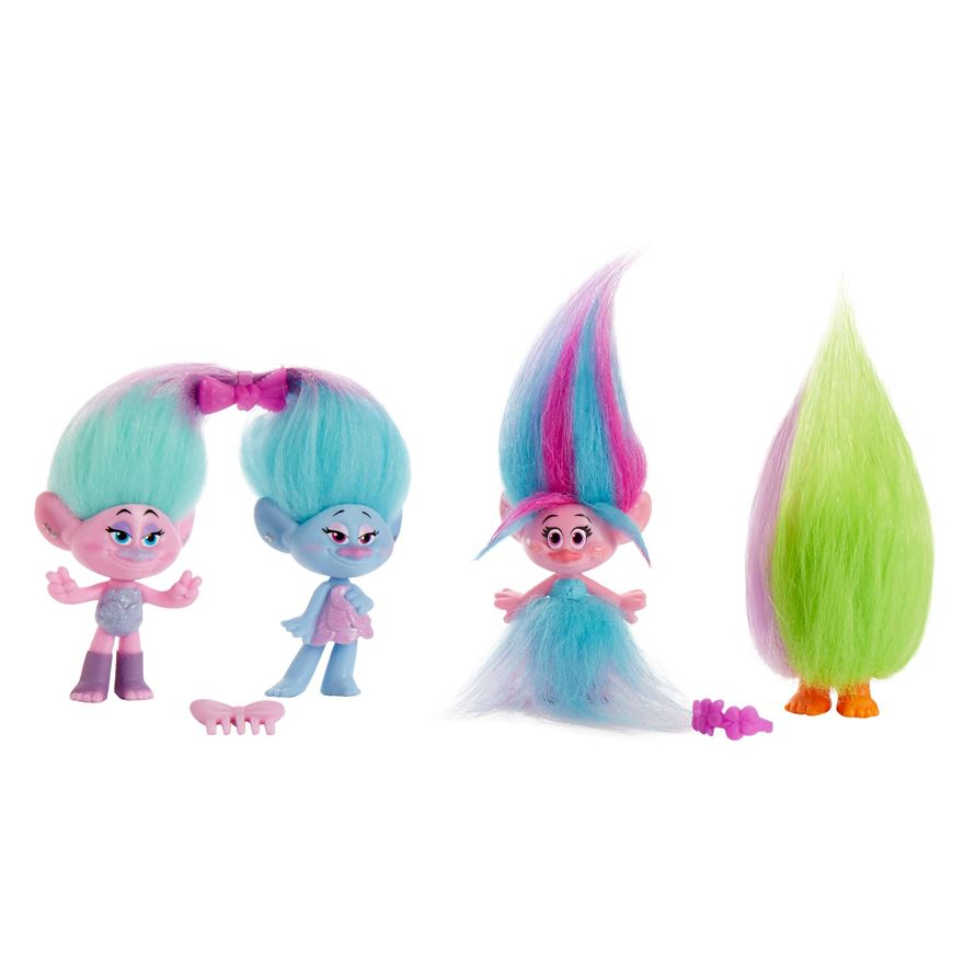 Trolls Poppy's Fashion Frenzy Set image-0