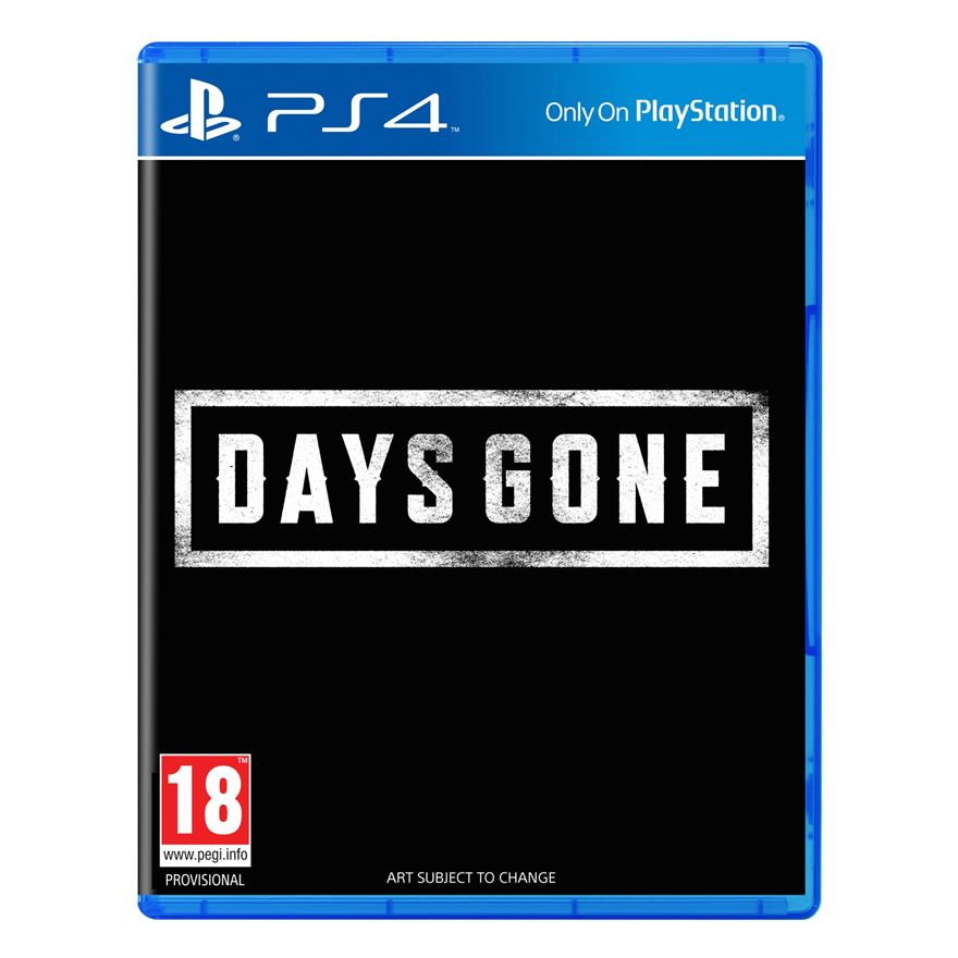 Days Gone PS4 image-0