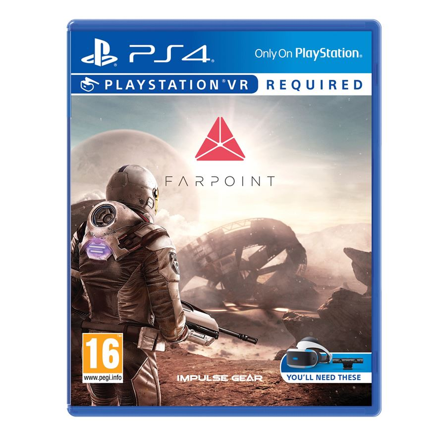 Farpoint PS VR image-0