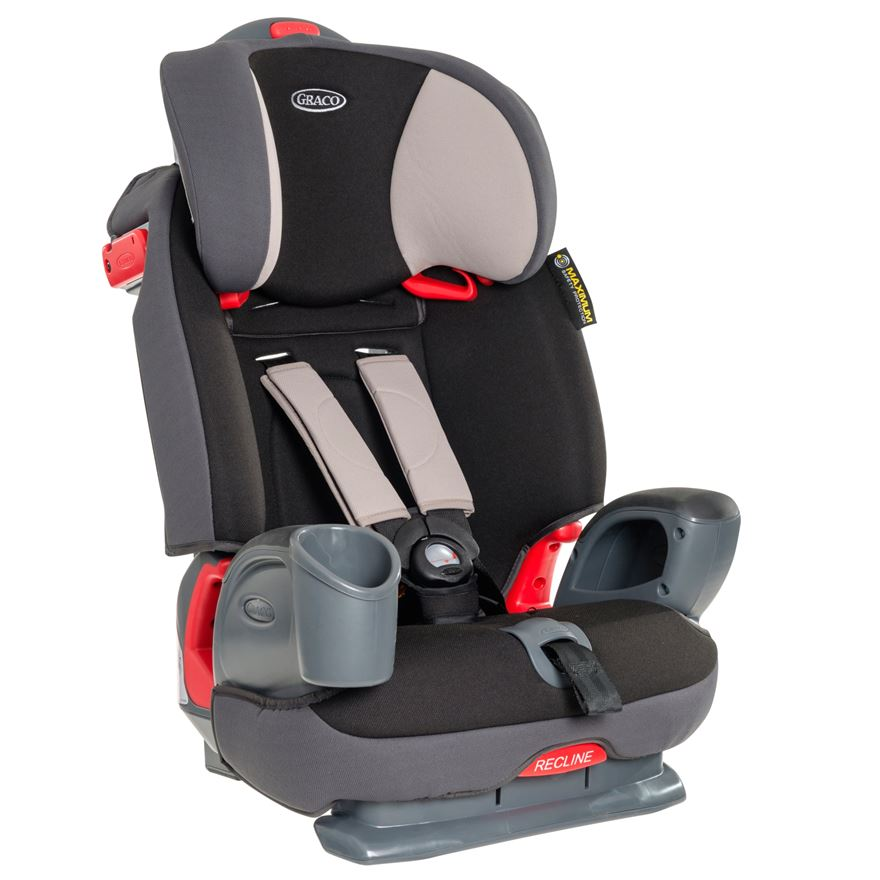 Graco Nautilus Aluminium Group 1-2-3 Car Seat image-0