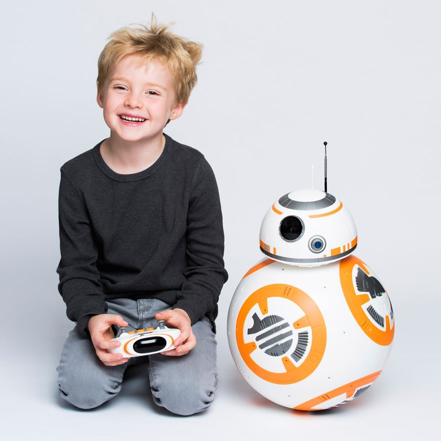 Star Wars U-Command BB-8 Vehicle image-0
