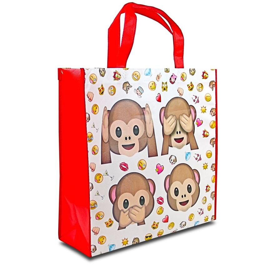 Shopper Bag for Life Monkey