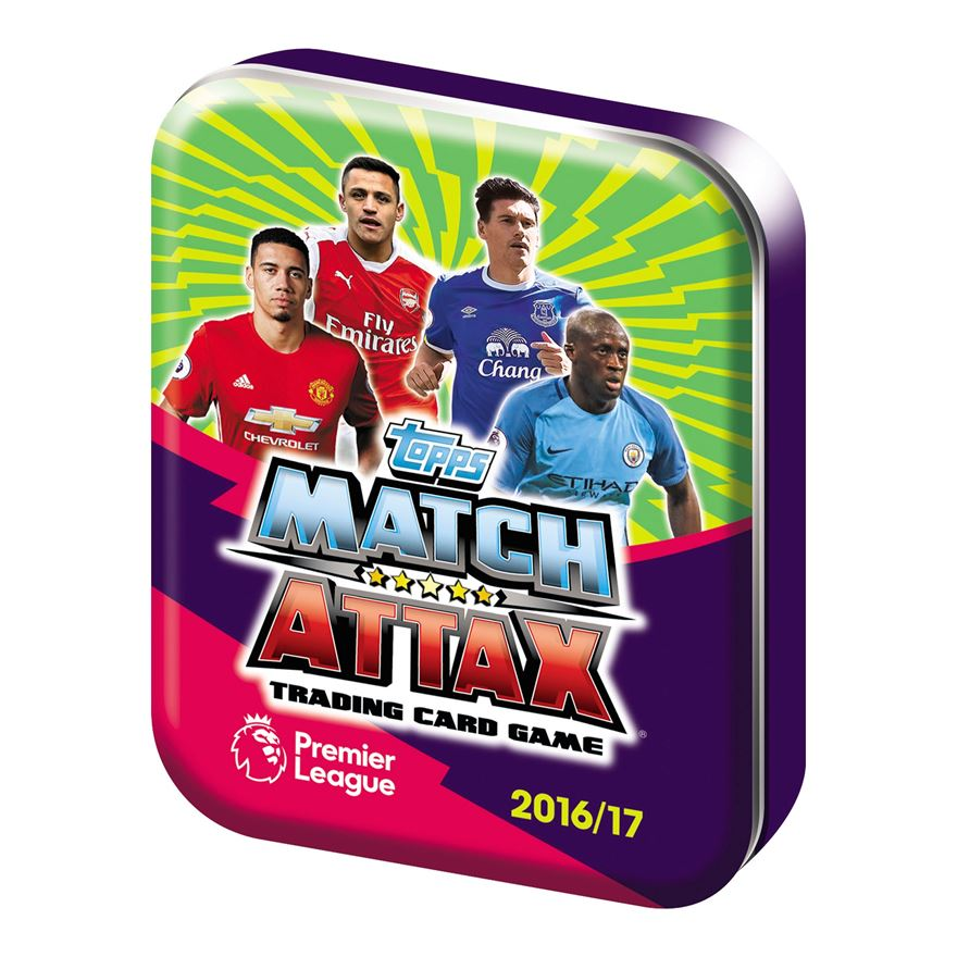 Match Attax 2016/17 Mini Tin