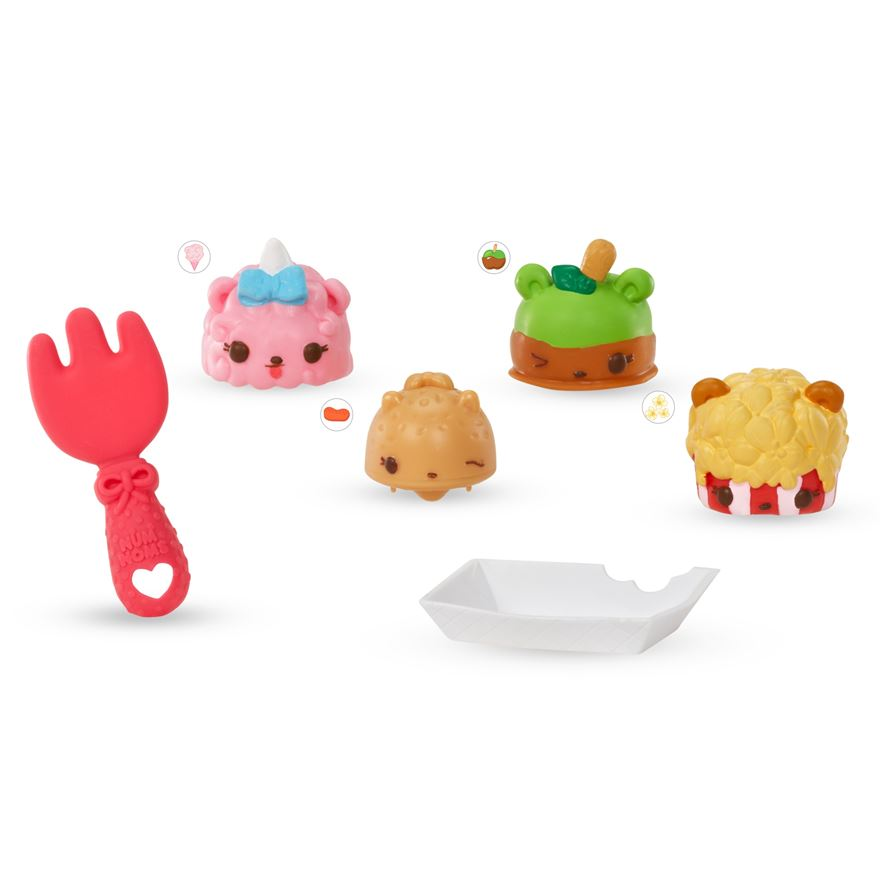 Num Noms Starter Pack Series 2 Fun Fair Treats image-0