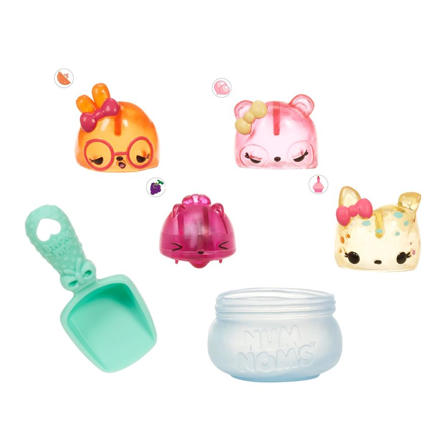 Num Noms Starter Pack Series 2 Jelly Bean image-0