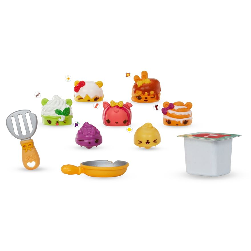 Num Noms Deluxe Pack Series 2 Big Brunch Special image-0