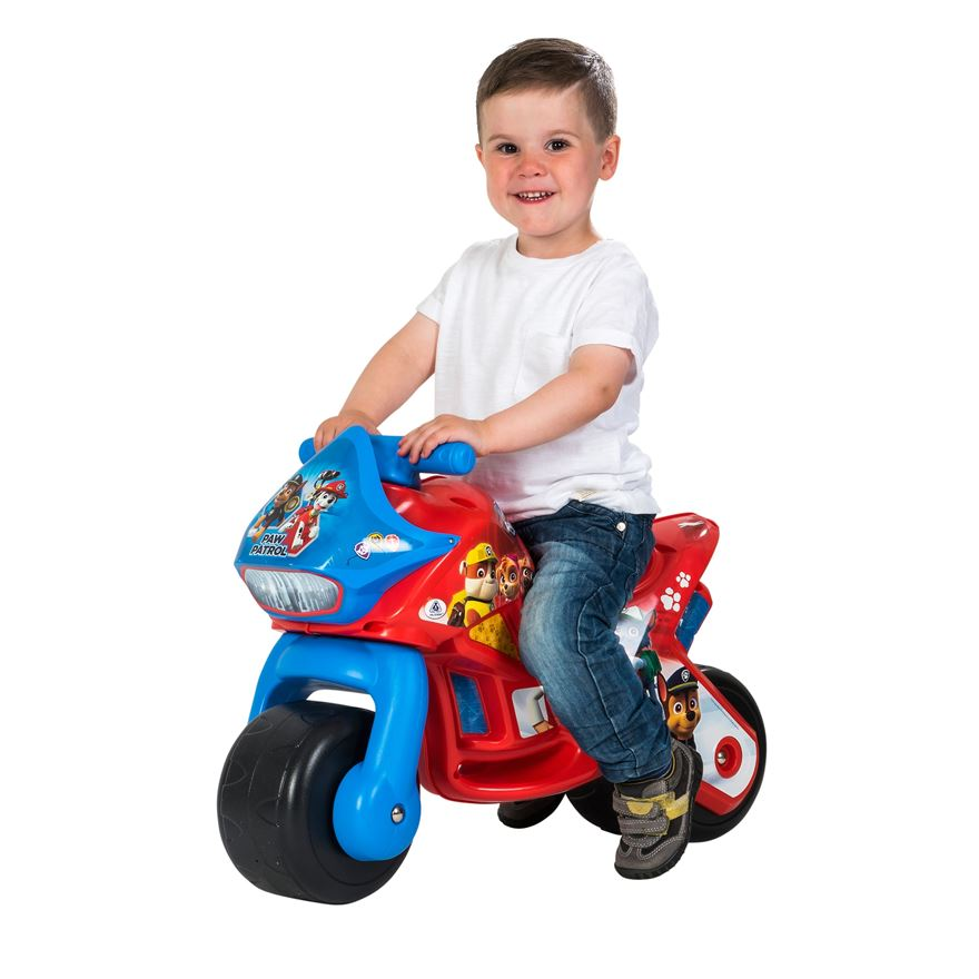 Paw Patrol Foot to Floor Ride-On image-0