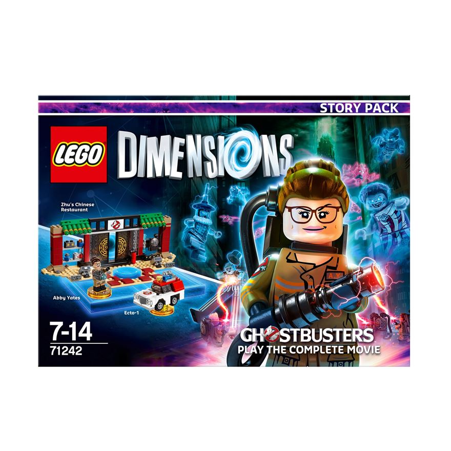 LEGO Dimensions Story Pack: Ghostbusters image-0