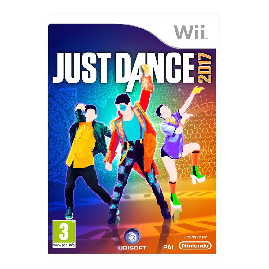 Just Dance 2017 Wii image-0